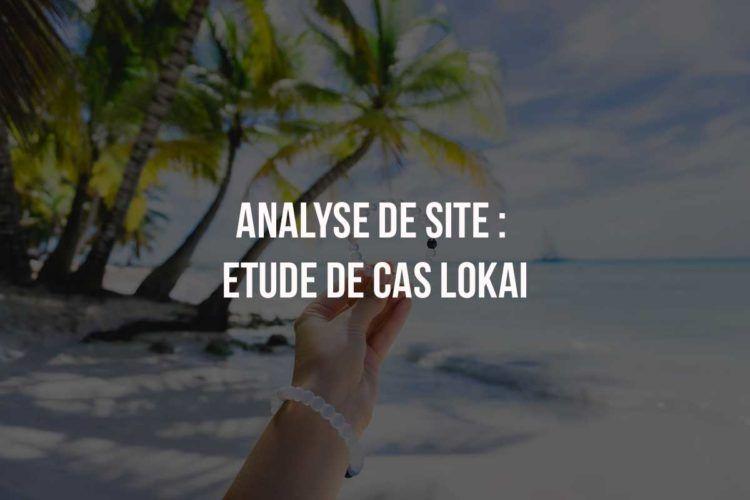 Analyse de site Lokai