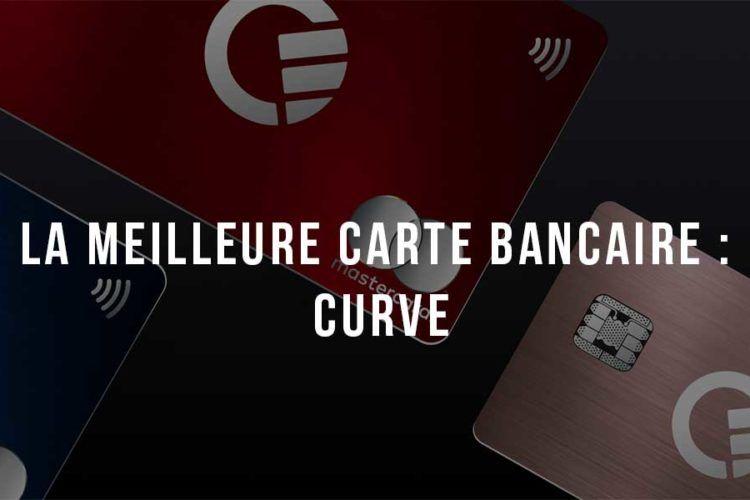 Carte bancaire Curve