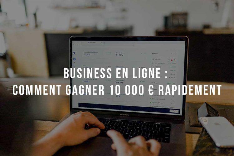 Gagner 10 000€
