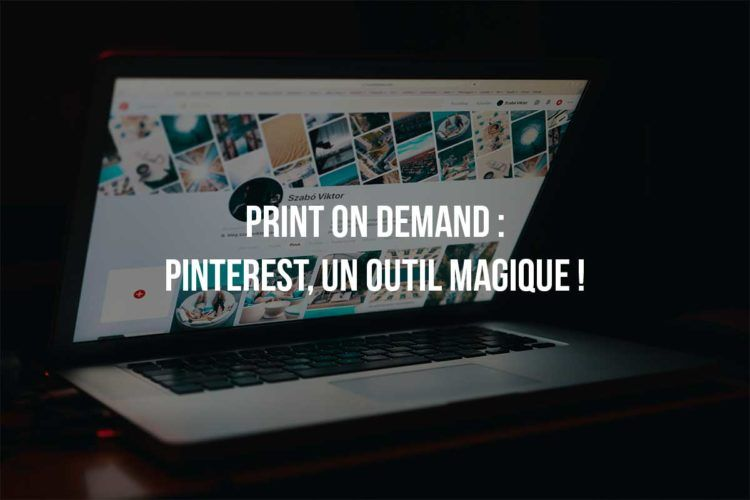 Print On Demand Pinterest