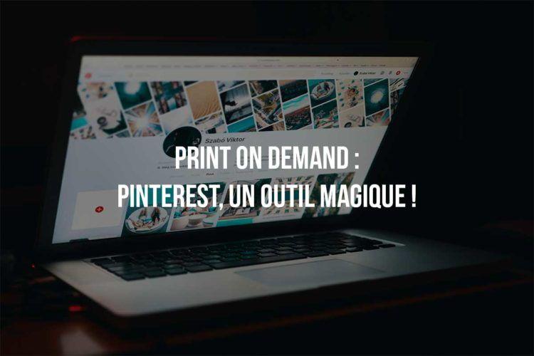 Print On Demand Pinterest