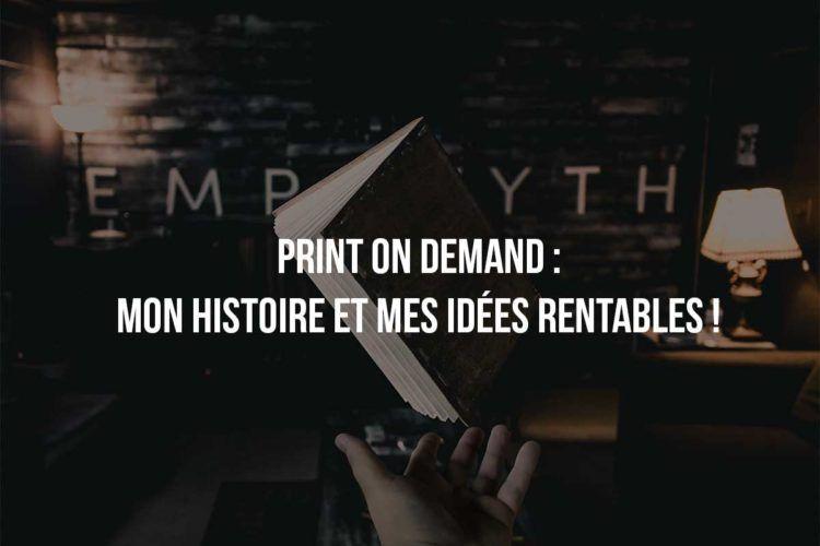idées Print On Demand