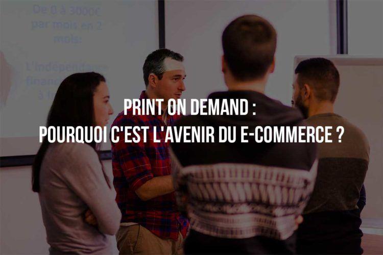 E-Commerce Print On Demand