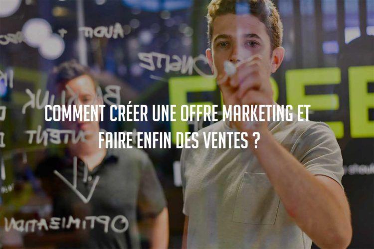 Offre marketing