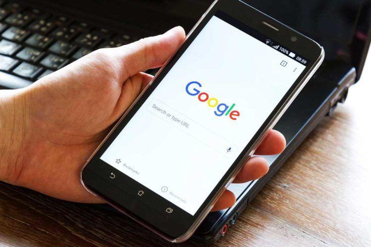 annonces téléphoniques Google