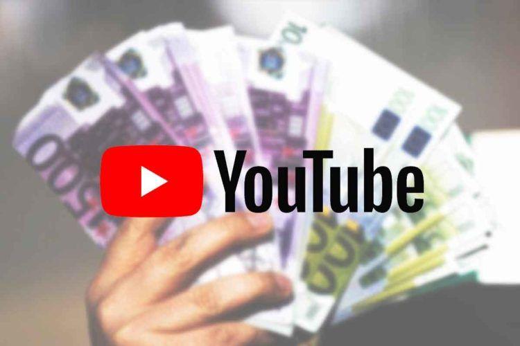 Comment gagner argent YouTube
