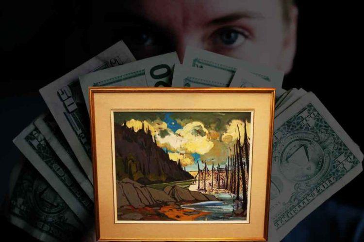 Comment vendre mes tableaux en ligne