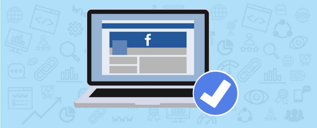 comment vendre une page Facebook