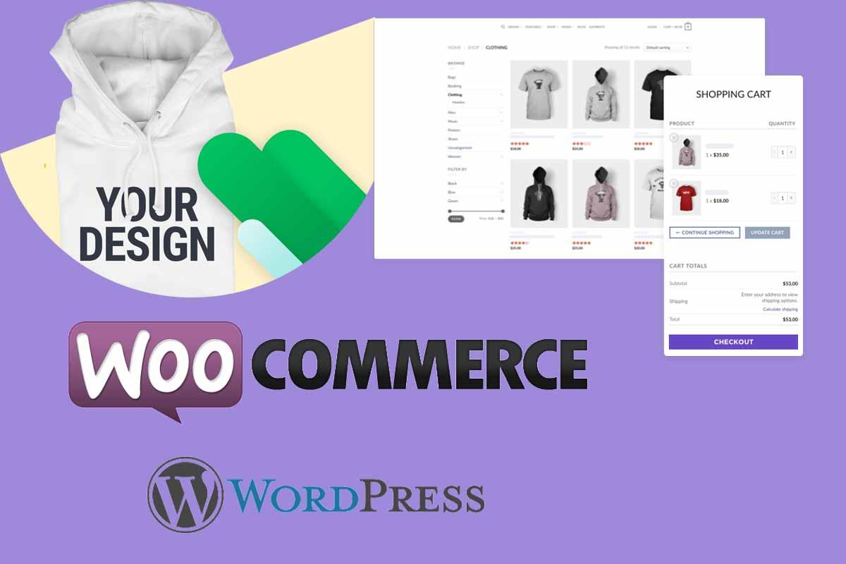 Print On Demand Woocommerce