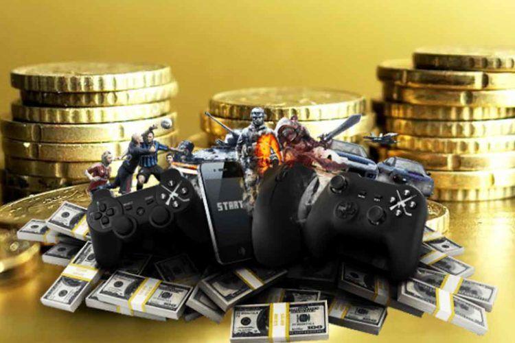 gagner de l'argent avec les jeux sur internet