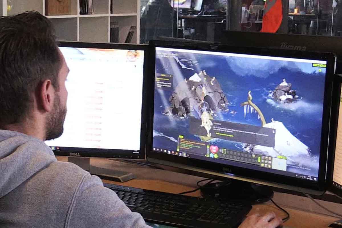 Gagner de l'argent sur internet avec des jeux