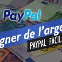 gagner de l'argent PayPal grâce au clic sur Pub